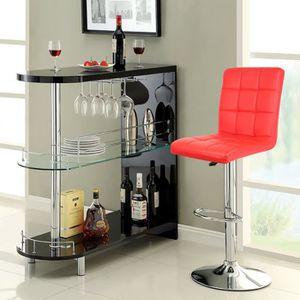 TABOURET DE BAR Tabouret de bar lot de 2, Tabouret de bar design,