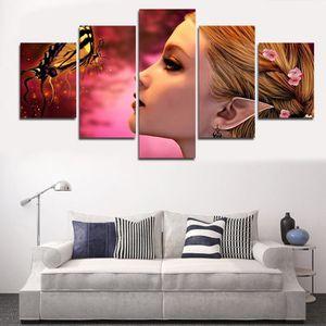 Décoration Peinture Murale Art Toile Peinture L Homme
