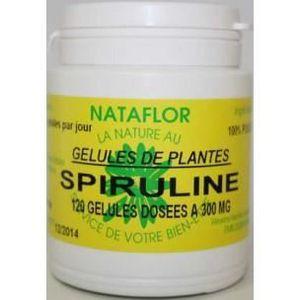 DÉFENSE IMMUNITAIRE  GELULES SPIRULINE 240 gélules dosées à 300 mg
