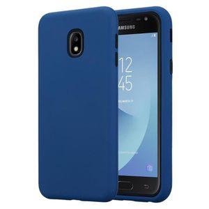 COQUE - BUMPER Cadorabo Coque pour Samsung Galaxy J5 2017 en BLEU