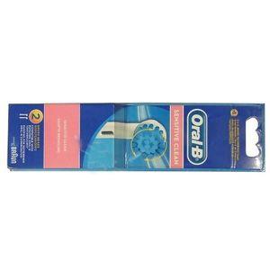 BROSSE A DENTS ÉLEC kit de 2 brossettes Sensitive EBS17-2 Oral-B braun
