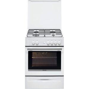 CUISINIÈRE - PIANO Cuisinieres tout gaz  BCG 6600 W