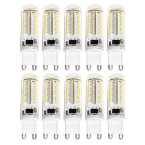 AMPOULE - LED Elinkume Ampoule LED 10x G9 Dimmable 4W équivalent