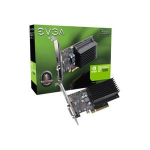 CARTE GRAPHIQUE INTERNE EVGA Carte graphique EVGAGeForce GT 1030 - 2 Go DD