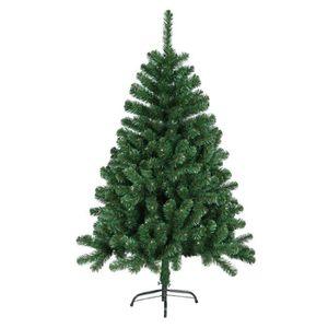 SAPIN - ARBRE DE NOËL MCTECH Sapin de Noël Artificiel 240 branches vert