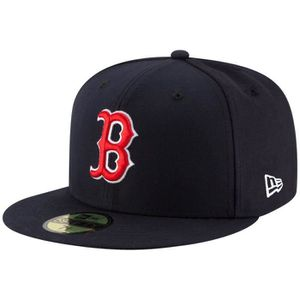 e44be91699a CASQUETTE New Era 59Fifty Cap - AUTHENTIC Boston Red Sox nav
