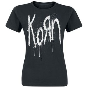 T-SHIRT Korn Still A Freak T-Shirt Manches courtes noir