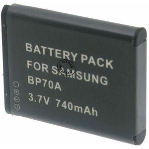 BATTERIE APPAREIL PHOTO Batterie Appareil Photo pour SAMSUNG DIGIMAX ST65