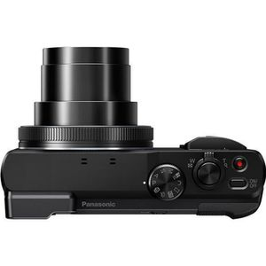 APPAREIL PHOTO COMPACT PANASONIC LUMIX TZ80 NEGRA