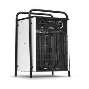 RADIATEUR D'APPOINT TROTEC TDS 100 Chauffage soufflant électrique 22 k