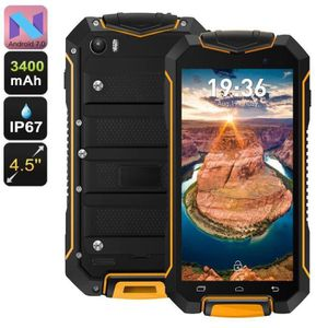 SMARTPHONE Smartphone Antichoc Android 7.0 Waterproof 4.5 Pou