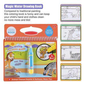 GAINE ANTI-GRAFFITI Magie de l'eau Dessin Livre de Peinture à l'eau  L