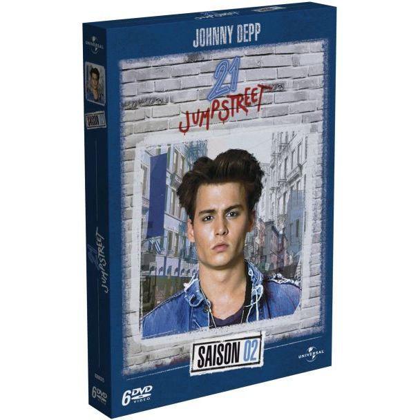 DVD 21 Jump Street, Saison 2