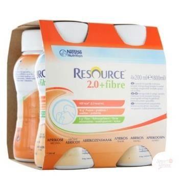 Nestlé Resource® 2.0 + Fibre