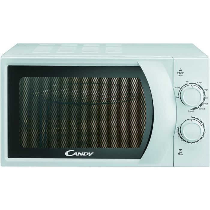 Candy CMG 2071 M - Micro-ondes avec grill 20 l, 700 W, blanc