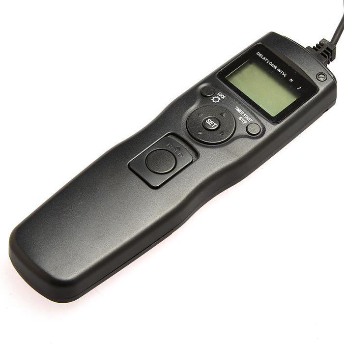 Télécommande Intervallomètre pour Nikon Kodak Fujifilm 981