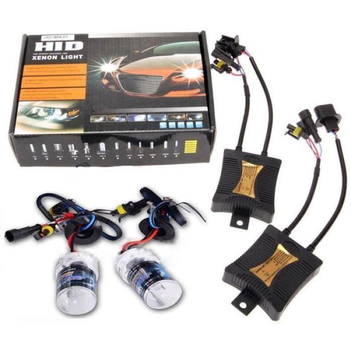 YK16864-Kit conversion Xenon H3 Standard HID 35w-12000K