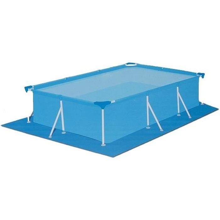 Bâche protection piscine Sol pour piscine 330*231