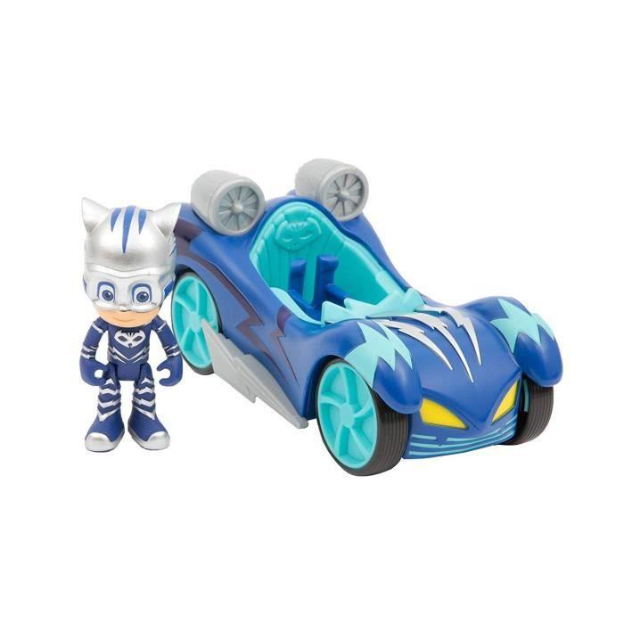 Pyjamasques - Véhicule Turbo Racer avec figurine - Yoyo