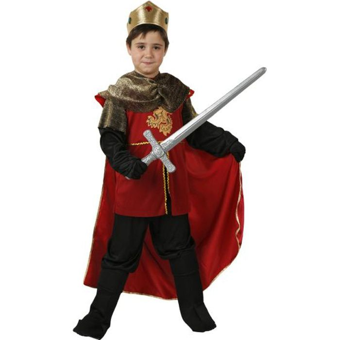 Déguisement Roi Médiéval - Enfant