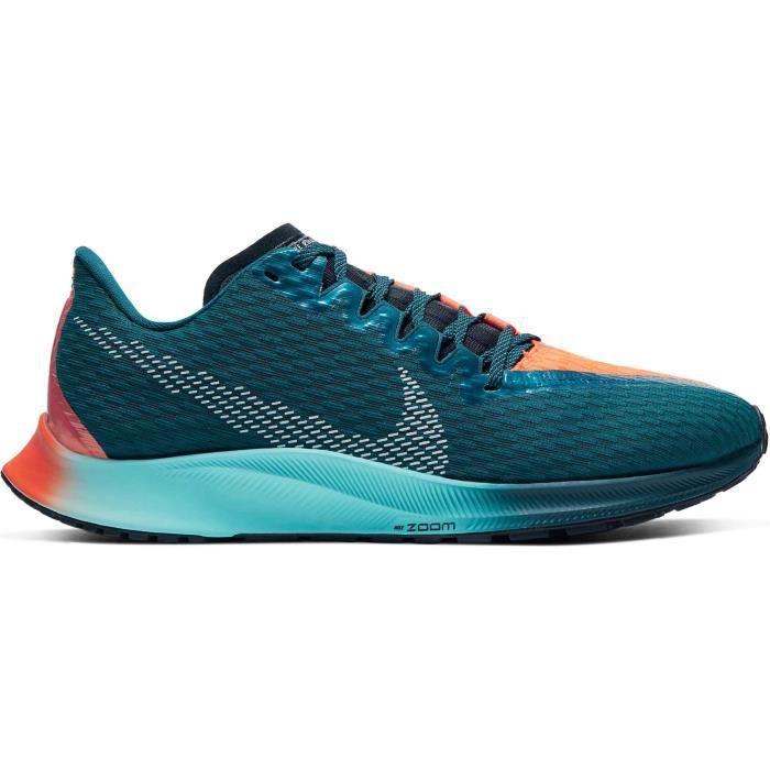 Nike Zoom Rival Fly 2 Ekiden Femmes Chaussures running vert