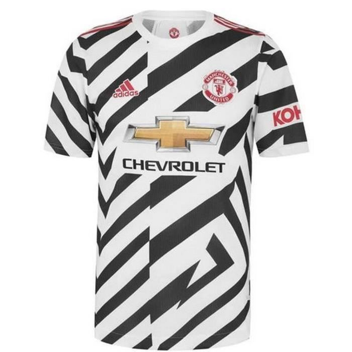 Maillot Adidas Homme Manchester United Third Saison 2020-2021