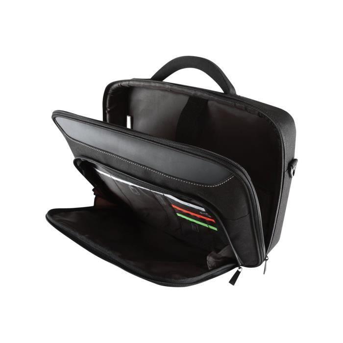 Targus Classic+ 15 - 15.6- - 38.1 - 39.6cm Clamshell Case - Sacoche pour ordinateur portable - 15.6- - noir