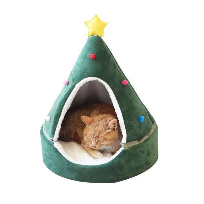 Panier pour chat noel - Cdiscount