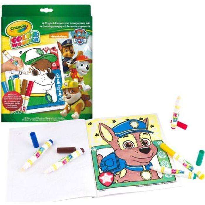 Coloriage Magique Pat Patrouille Achat Vente Livre De Coloriage Coloriage Magique Pat Patro Cdiscount