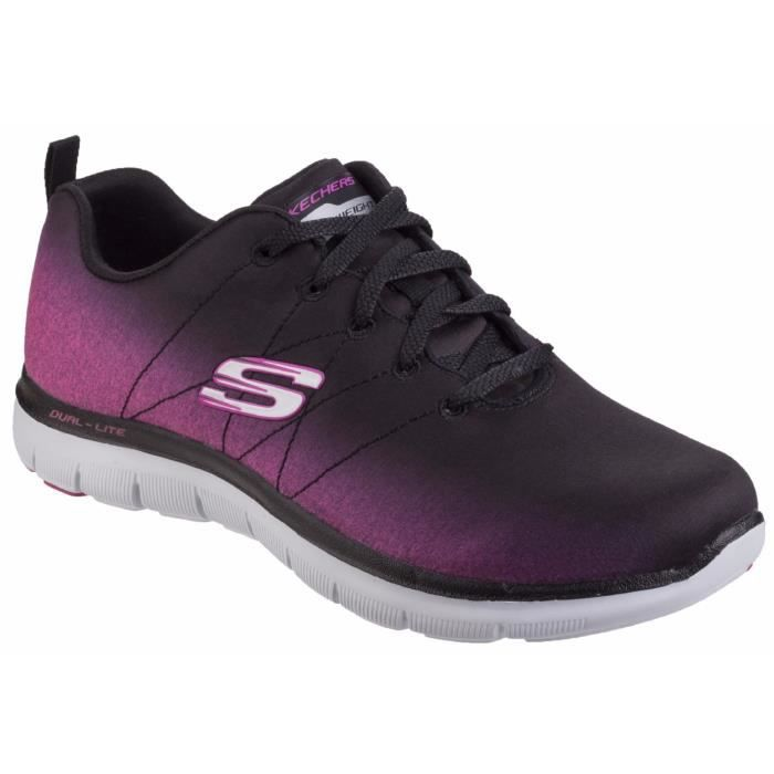 Skechers Bright Side - Baskets à lacets - Femme 8rG15dG
