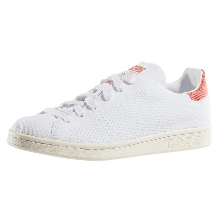 BASKET adidas Femme Chaussures / Baskets Stan Smith PK W .