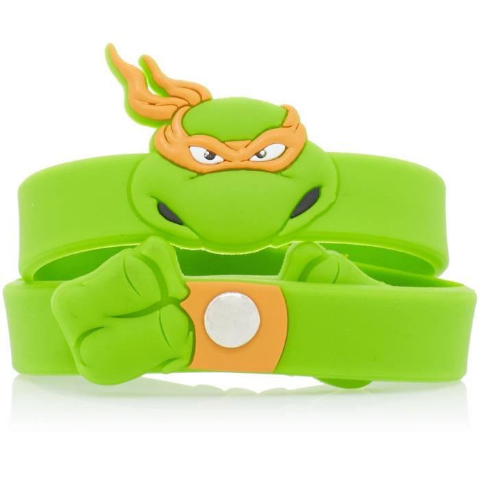 FIGURINE - PERSONNAGE Teenage Mutant Ninja Turtles Michelangelo Wristban