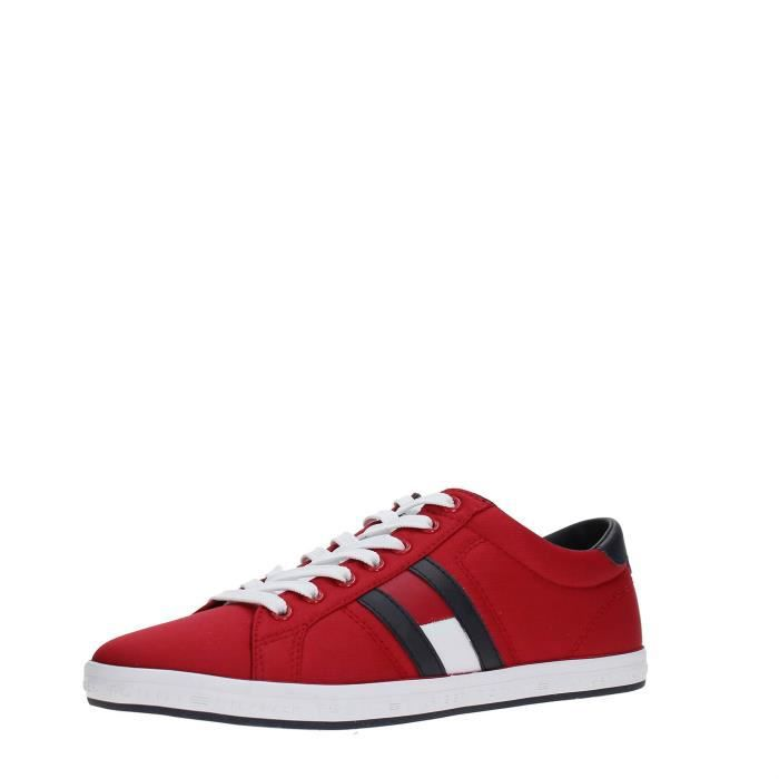 Tommy Hilfiger Sneakers Homme TANGO RED, 40