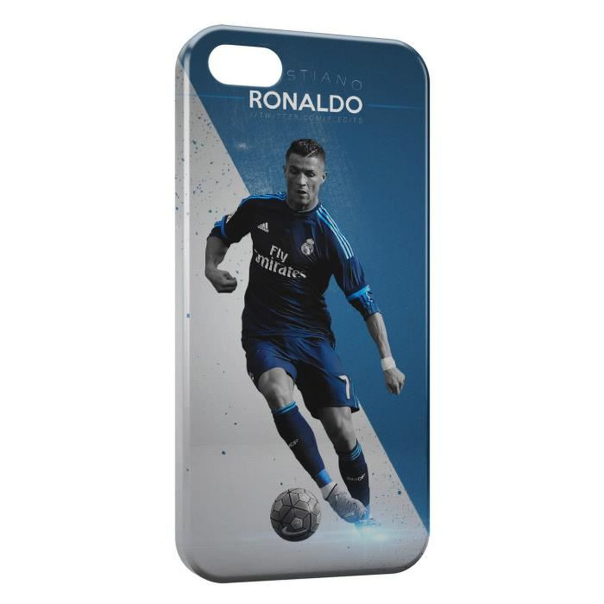 coque iphone 6 cristiano ronaldo football 56