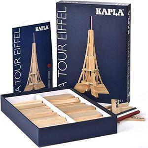 ASSEMBLAGE CONSTRUCTION Jeu D'Assemblage TK0DU Eiffelturm Box blocs de con