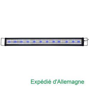 ÉCLAIRAGE Aquarien Eco Rampe LED Aquarium 120CM Lampe Blanc-
