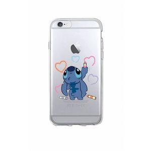 COQUE - BUMPER Coque de Protection - iPhone 5 5S SE - 7 Drôle Mig