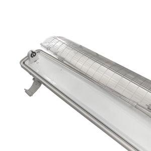 PIÈCE LUMINAIRE Réglette/Boitier Tube LED T8 - Simple - 1200mm ...
