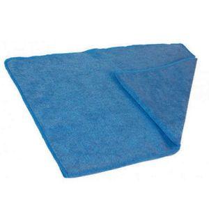 SERPILLIÈRE Serpillère Microfibre bleue 50 x 60 cm (5 unités)