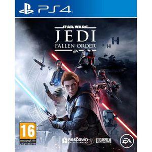 JEU PS4 Star Wars Jedi Fallen Order Jeu Playstation 4