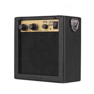 AMPLIFICATEUR En bois Mini Amplificateur de guitare Ampli Haut-p
