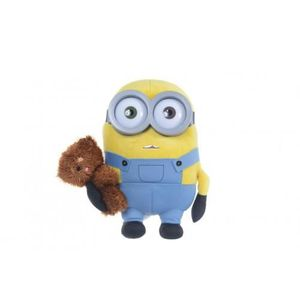 PELUCHE Peluches Les Minions Bob & ours