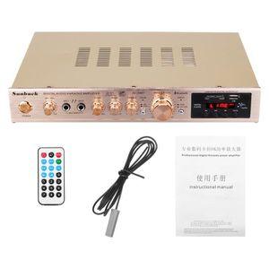 AMPLI HOME CINÉMA TEMPSA AV-298BT5 Amplificateur Bluetooth Home Ciné