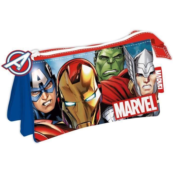 Trousse de toilette Avengers 3 compartiments