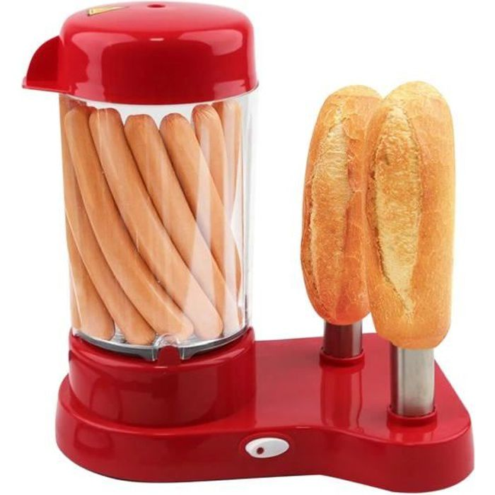 Mini maison Breafast Machine Hot-Dog Machine rapide et efficace partie essentiel Hot-Dog Machine Machines maison