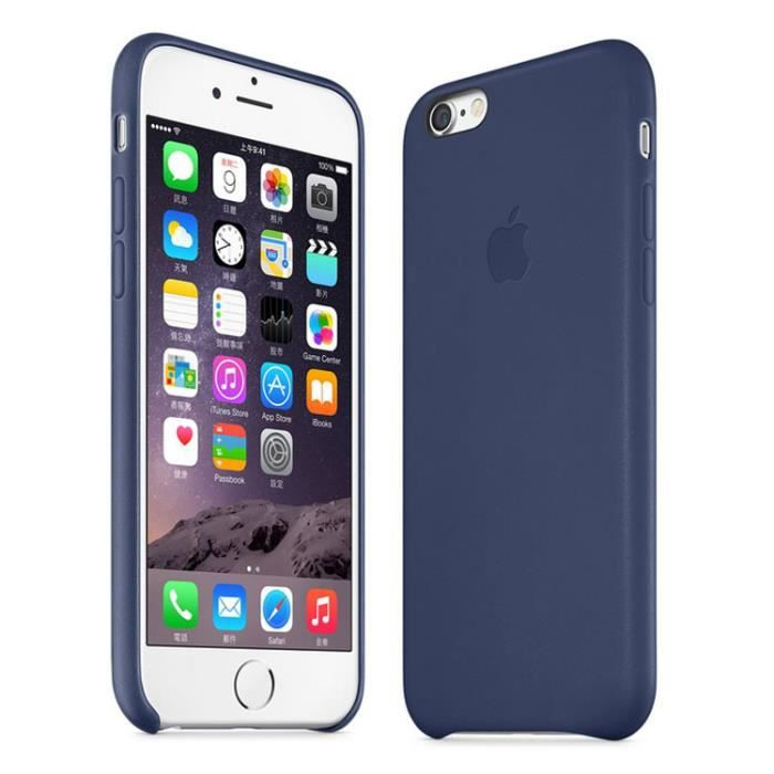 coque iphone 5 bleu marine