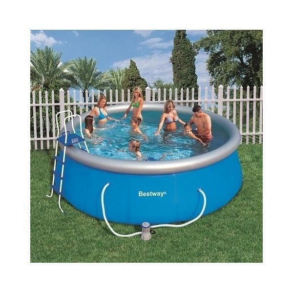 Piscine bestway for Piscine coque polyester soldes