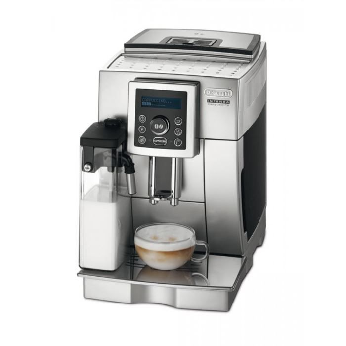 delonghi machine automatique cappuccino avec b achat vente cafeti re et expresso cdiscount. Black Bedroom Furniture Sets. Home Design Ideas