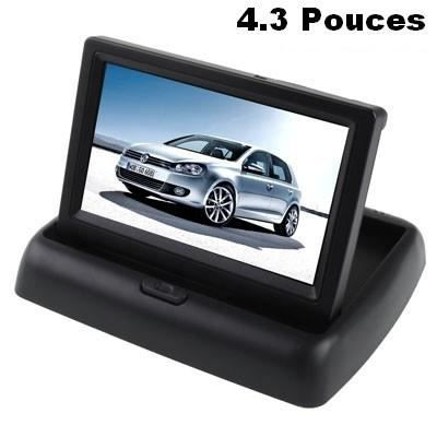 ecran lcd vid o auto cam ra recul tv dvd mp4 achat vente radar de recul ecran lcd. Black Bedroom Furniture Sets. Home Design Ideas