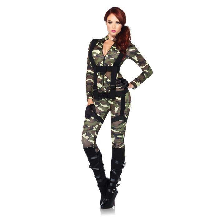 véritable besoin de emballage solide femmes adultes armée